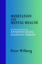 frontcover of Meditation and Mental Health